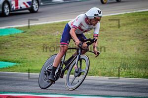 DOWSETT Alex: UCI Road Cycling World Championships 2020