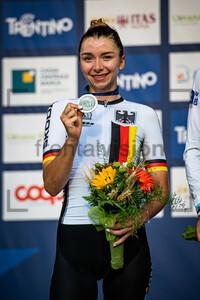 LIPPERT Liane: UEC Road Cycling European Championships - Trento 2021