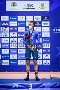 MILAN Jonathan: UEC Track Cycling European Championships 2020 – Plovdiv