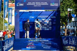 RIES Michel: UEC Road Cycling European Championships - Trento 2021
