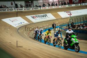 Keirin: UCI Track Cycling World Championships 2019
