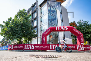 ROMEO ABAD Ivan: UEC Road Cycling European Championships - Trento 2021