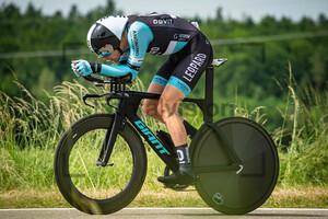HALLER Patrick: National Championships-Road Cycling 2021 - ITT Men