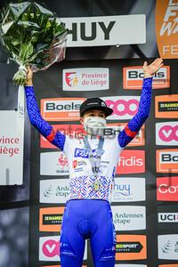 LUDWIG Cecilie Uttrup: Flèche Wallonne 2020