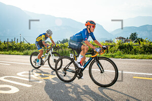 BARIANI Giorgia: UEC Road Cycling European Championships - Trento 2021