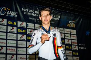 TEUTENBERG Tim Torn: UEC Track Cycling European Championships (U23-U19) – Apeldoorn 2021