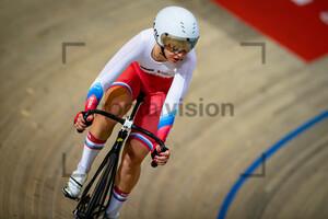 MALKOVA Daria: UEC Track Cycling European Championships (U23-U19) – Apeldoorn 2021