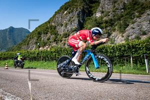 NORSGAARD JØRGENSEN Emma Cecilie: UEC Road Cycling European Championships - Trento 2021