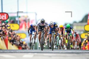 SAGAN Peter: 103. Tour de France 2016 - 2. Stage