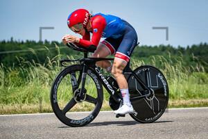 BRAUßE Franziska: National Championships-Road Cycling 2021 - ITT Women