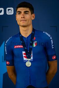 BARONCINI Filippo: UEC Road Cycling European Championships - Trento 2021