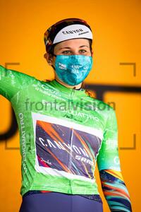 CHABBEY Elise: Giro d´Italia Donne 2021 – 3. Stage