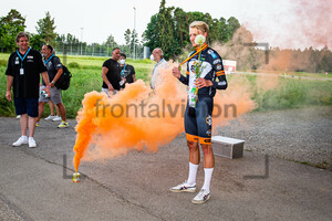 KNOLLE Jon: National Championships-Road Cycling 2021 - ITT Elite Men U23