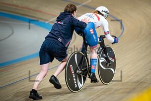 EDMUNDS Rhian: UEC Track Cycling European Championships (U23-U19) – Apeldoorn 2021