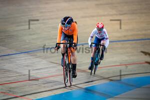 VEENHOVEN Nienke: UEC Track Cycling European Championships (U23-U19) – Apeldoorn 2021