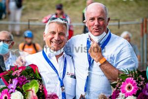 MONTERO Jean Charles , SUN Claude: GP de Plouay - Women