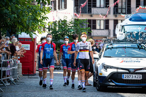 CERATIZIT - WNT PRO CYCLING TEAM: Giro d´Italia Donne 2021 – 2. Stage