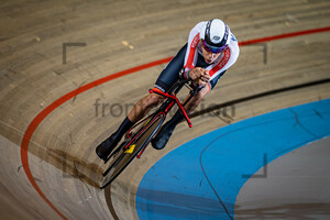 CAIXAS Rodrigo: UEC Track Cycling European Championships (U23-U19) – Apeldoorn 2021