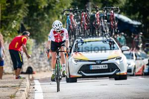 KRÄHEMANN Lara: UEC Road Cycling European Championships - Trento 2021