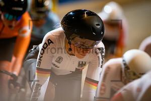 REIBNER Lena Charlotte: UEC Track Cycling European Championships (U23-U19) – Apeldoorn 2021