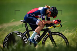 NEUDÖRFFER Cordula: National Championships-Road Cycling 2021 - ITT Women
