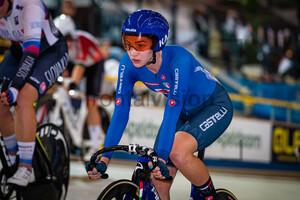 FIDANZA Martina: UEC Track Cycling European Championships (U23-U19) – Apeldoorn 2021