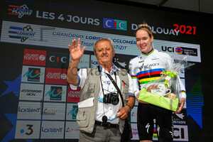 VAN DER BREGGEN Anna: GP de Plouay - Women