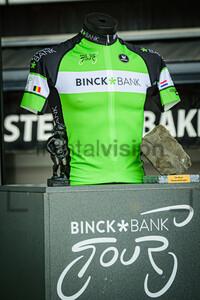 Leader Jersey: Binck Bank Tour 2020