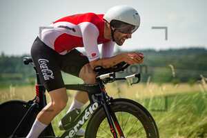 NUDING Tim: National Championships-Road Cycling 2021 - ITT Men