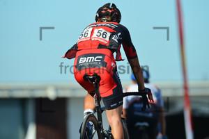 Dominik Nerz: Vuelta a Espana, 18. Stage, From Burgos To Pena Cabarga Santander