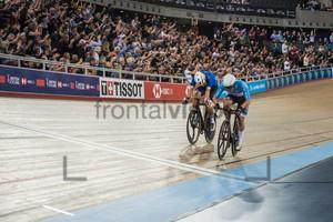 VIVIANI Elia: UCI Track Cycling World Cup 2018 – London