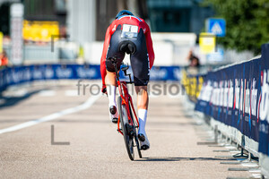 WÆRENSKJOLD Søren: UEC Road Cycling European Championships - Trento 2021