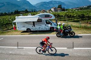 RIJKES Sarah: UEC Road Cycling European Championships - Trento 2021