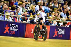 HINZE Emma: UEC European Championships 2018 – Track Cycling