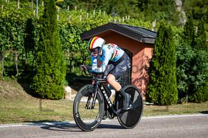 JOORIS Febe: UEC Road Cycling European Championships - Trento 2021