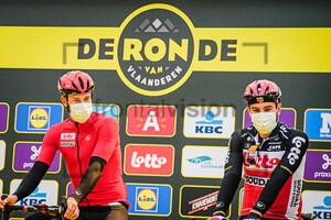 KLUGE Roger, DEGENKOLB John: Ronde Van Vlaanderen 2020