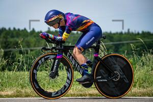 LUDWIG Hannah: National Championships-Road Cycling 2021 - ITT Women
