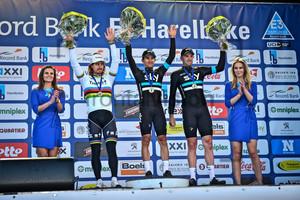 SAGAN Peter, KWIATKOWSKI Michal, STANNARD Ian: 59. E3 Prijs Harelbeke 2016