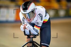 HEINRICH Nicolas: UEC Track Cycling European Championships (U23-U19) – Apeldoorn 2021