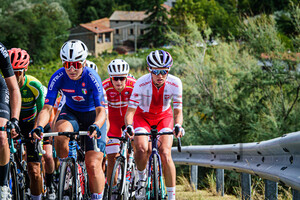 LONGO BORGHINI Elisa, NIEWIADOMA Katarzyna: UCI Road Cycling World Championships 2020