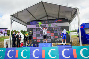 MEZGEC Luka, MATTHEWS Michael, SENECHAL Florian: GP de Plouay - Women´s Race