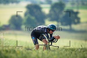 WILKSCH Hannes: National Championships-Road Cycling 2021 - ITT Elite Men U23