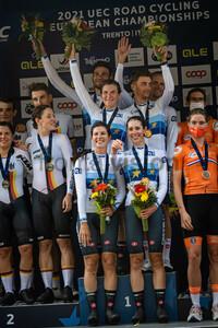 Italy: UEC Road Cycling European Championships - Trento 2021