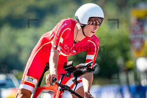 PRICE PEJTERSEN Johan: UEC Road Cycling European Championships - Trento 2021