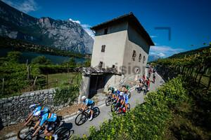 Peloton: UEC Road Cycling European Championships - Trento 2021