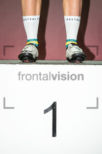 GLAETZER Matthew: UCI Track Cycling World Cup 2018 – Berlin
